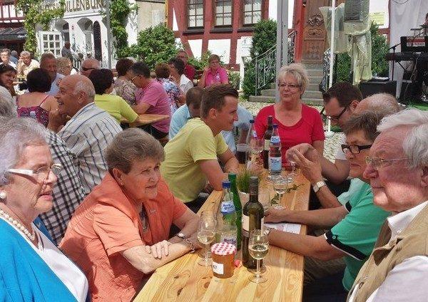 Weinfest Dillenburg