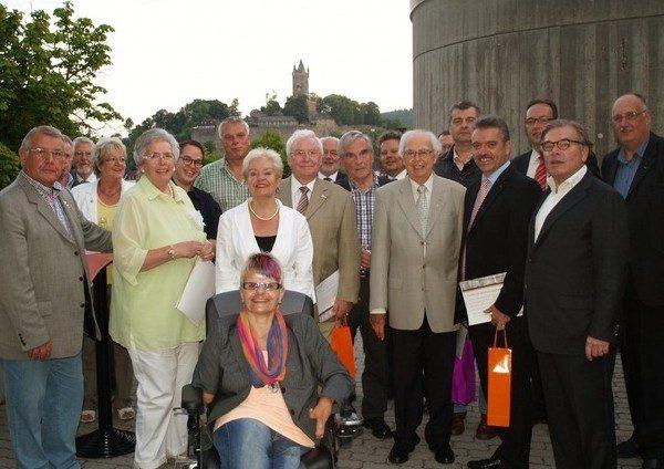 Ehrungen verdienter CDU-Mitglieder