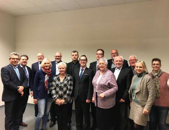 CDU Dillenburg wählt Kevin Deusing zum Vorsitzenden