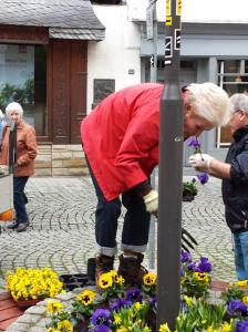 Bepflanzungsaktion der CDU-Fraktion11