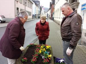 Bepflanzungsaktion der CDU-Fraktion2