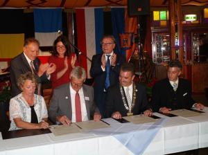 Festlichkeiten zum 50-jährigen Jubiläum der Union der Oranienstädte11