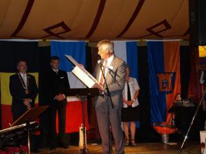 Festlichkeiten zum 50-jährigen Jubiläum der Union der Oranienstädte6